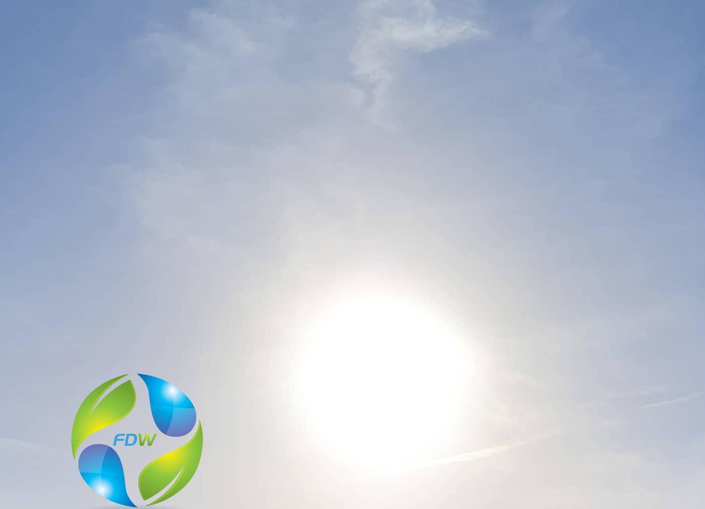 De zon is gratis
